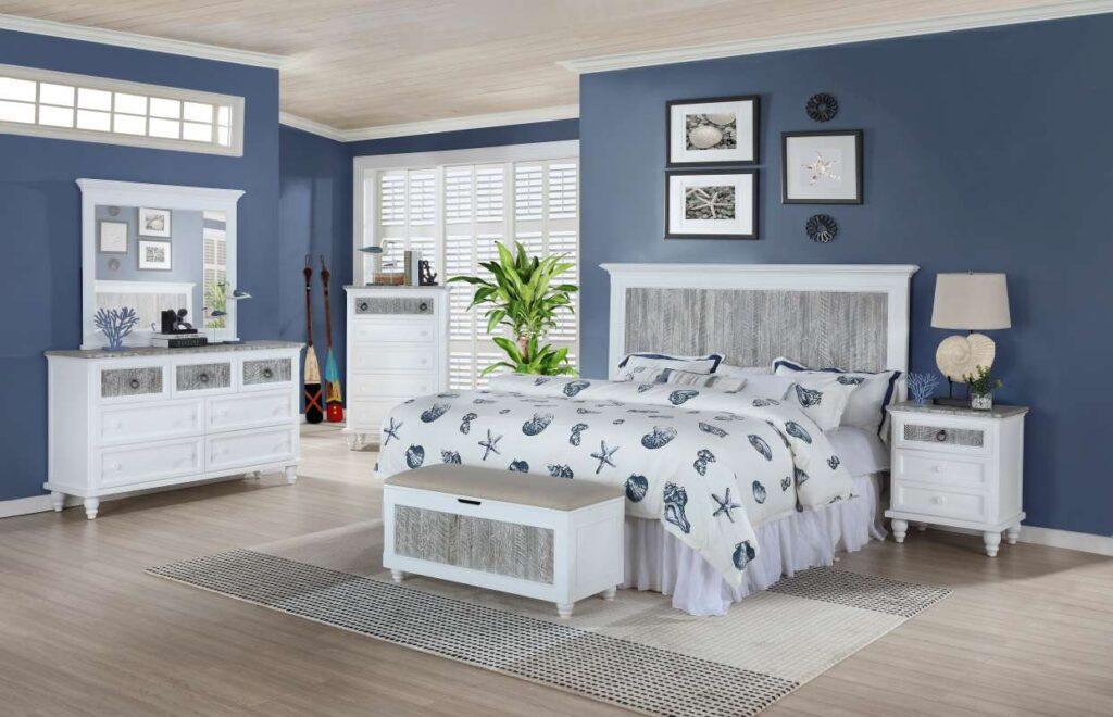 Tropical-Furniture-Gallery-Cape-Coral-Coastal-Bedroom-1