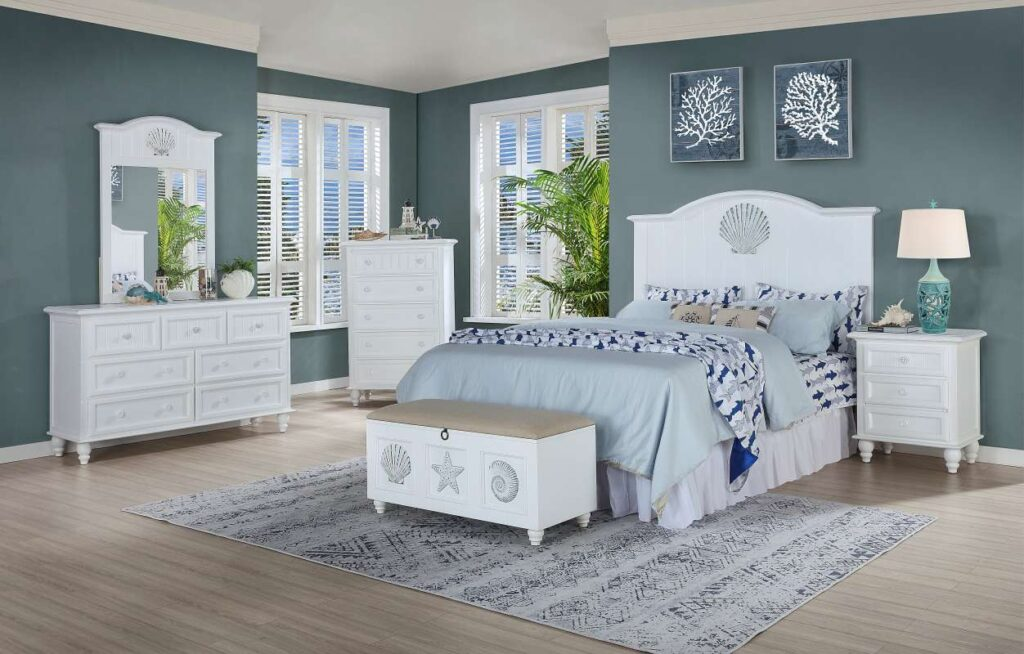Tropical-Furniture-Gallery-Cape-Coral-beach-Bedroom